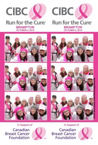 CIBC Run for the Cure - Canada Breast Cancer Foundation